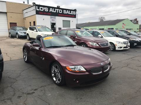 2003 BMW Z4 for sale at Lo's Auto Sales in Cincinnati OH