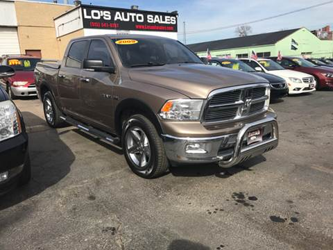 2009 Dodge Ram Pickup 1500 for sale at Lo's Auto Sales in Cincinnati OH