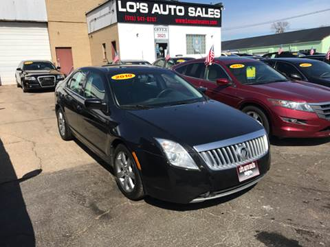 2010 Mercury Milan for sale in Cincinnati, OH