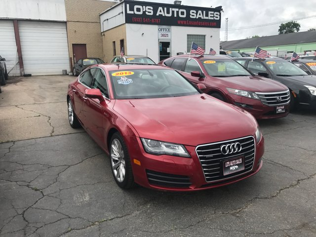 2013 Audi A7 for sale at Lo's Auto Sales in Cincinnati OH