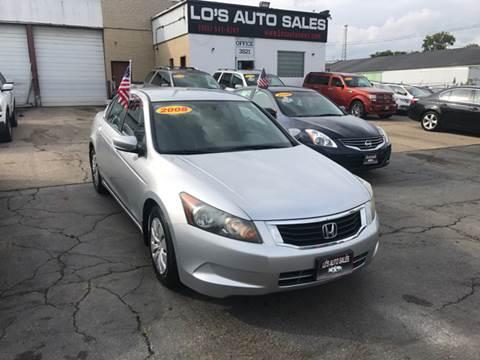 2008 Honda Accord for sale in Cincinnati, OH