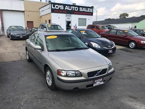 2004 Volvo S60 for sale in Cincinnati, OH