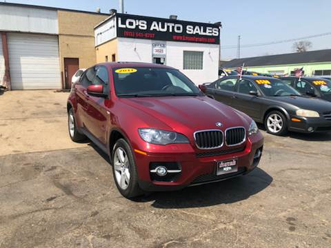 2011 BMW X6 for sale at Lo's Auto Sales in Cincinnati OH