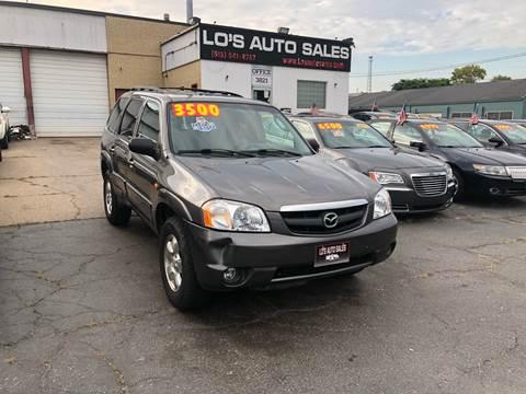 Mazda Dealers In Ohio >> 2003 Mazda Tribute For Sale In Cincinnati Oh