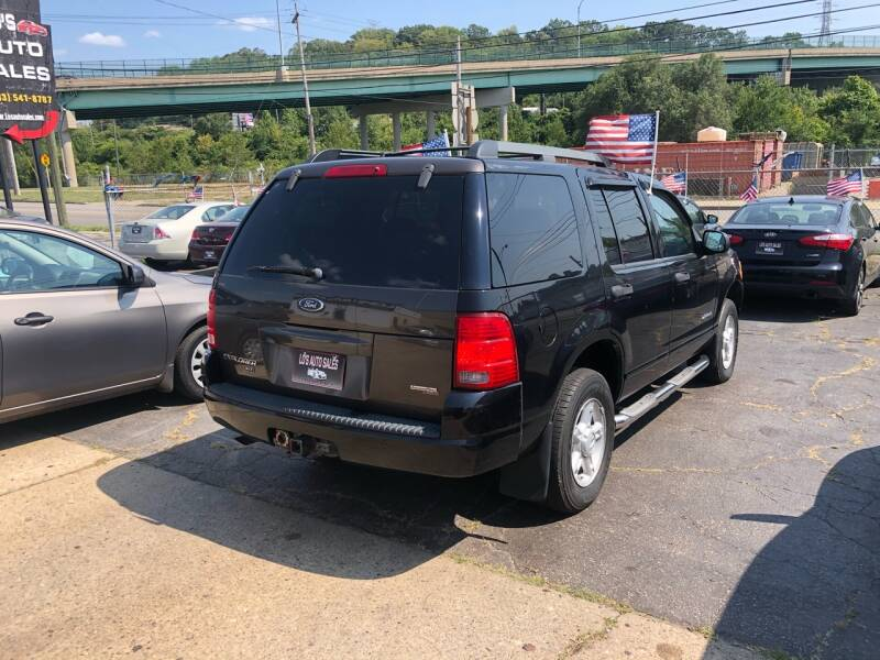 2005 Ford Explorer 4dr XLT 4WD SUV - Cincinnati OH