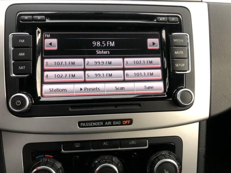 2010 Volkswagen CC Sport 4dr Sedan 6A - Cincinnati OH