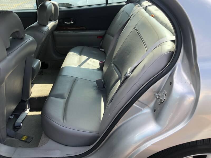 2004 Buick LeSabre Custom 4dr Sedan - Cincinnati OH