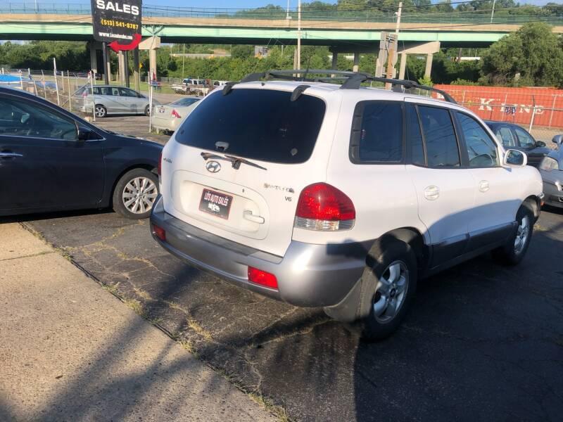2006 Hyundai Santa Fe GLS 4dr SUV (2.7L V6) - Cincinnati OH
