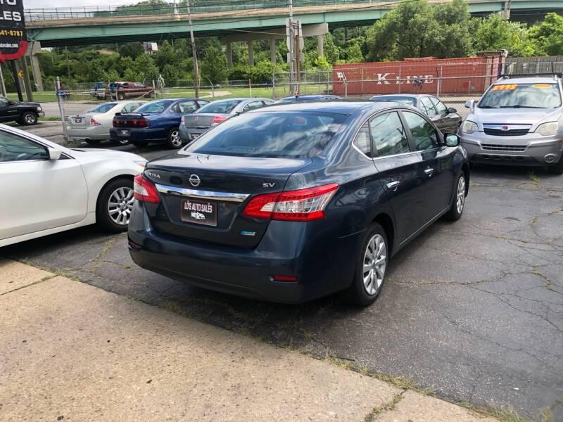 2013 Nissan Sentra S 4dr Sedan CVT - Cincinnati OH