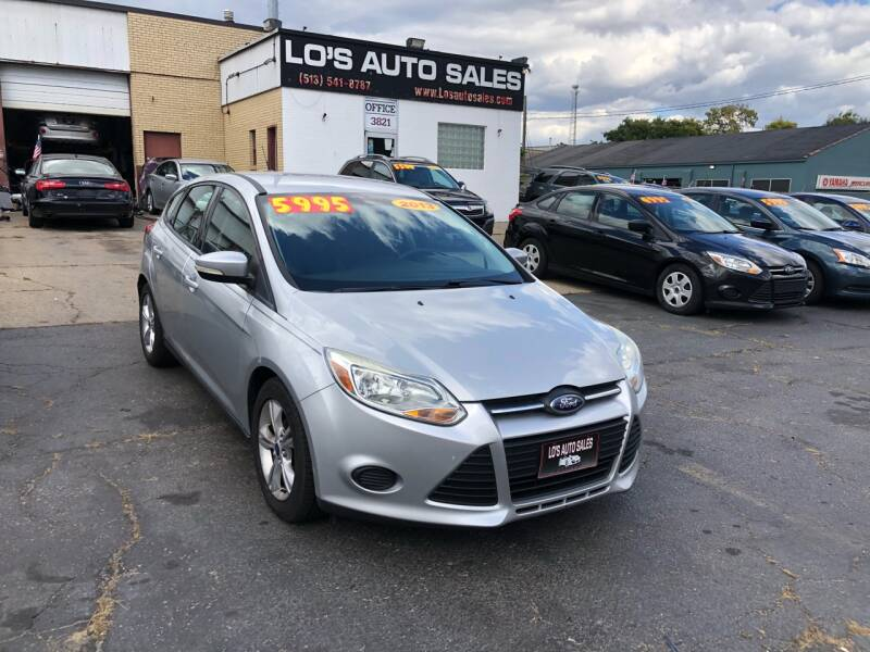 2013 Ford Focus SE 4dr Hatchback - Cincinnati OH