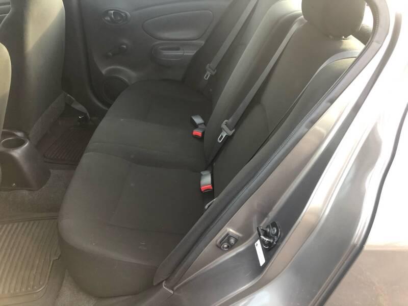 2014 Nissan Versa 1.6 S 4dr Sedan 4A - Cincinnati OH