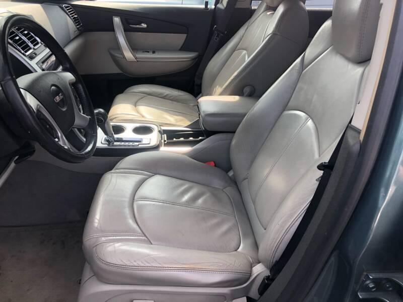 2009 GMC Acadia SLT-1 4dr SUV - Cincinnati OH