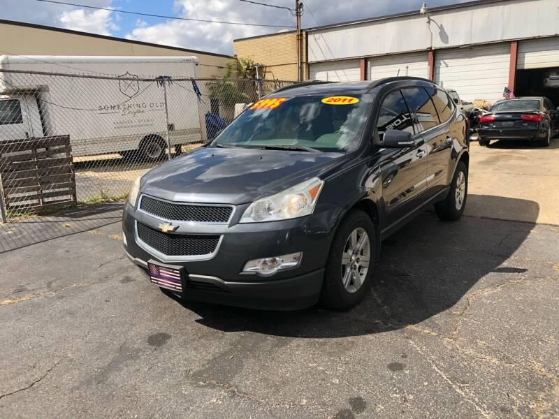 2011 Chevrolet Traverse AWD LT 4dr SUV w/1LT - Cincinnati OH