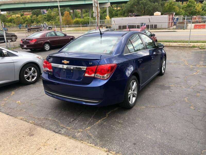 2012 Chevrolet Cruze LT 4dr Sedan w/2LT - Cincinnati OH