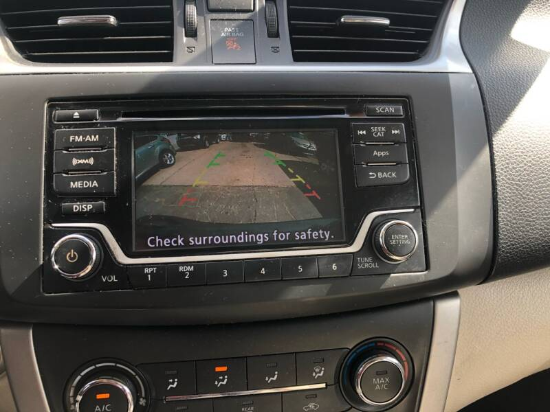 2015 Nissan Sentra SV 4dr Sedan - Cincinnati OH
