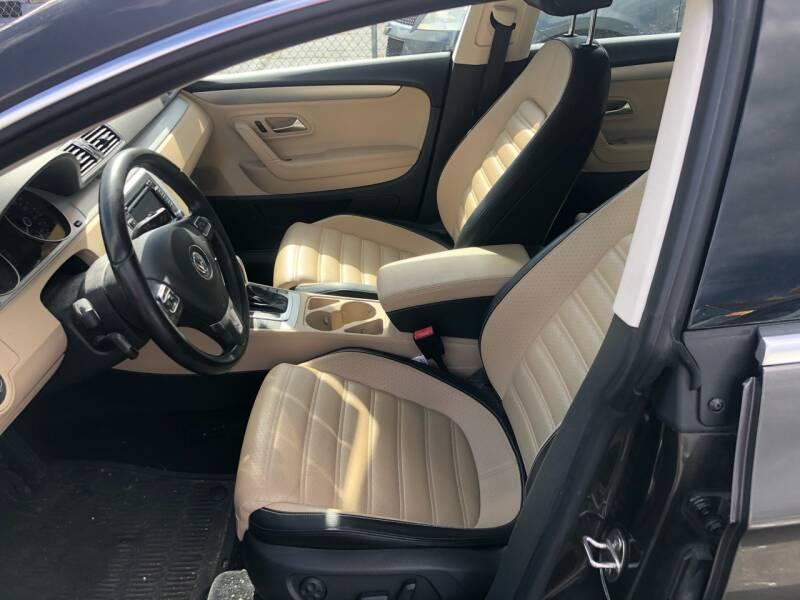 2013 Volkswagen CC Sport 4dr Sedan 6A - Cincinnati OH