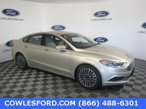 2018 Ford Fusion for sale in Woodbridge, VA
