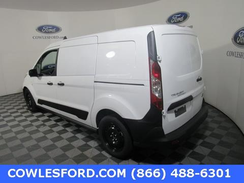 2019 Ford Transit Connect Cargo