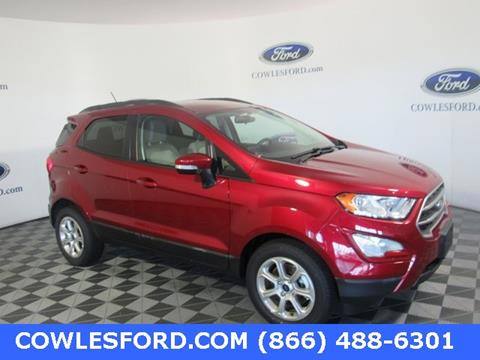 2019 Ford EcoSport for sale in Woodbridge, VA