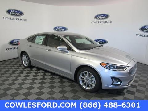 2019 Ford Fusion Energi for sale in Woodbridge, VA