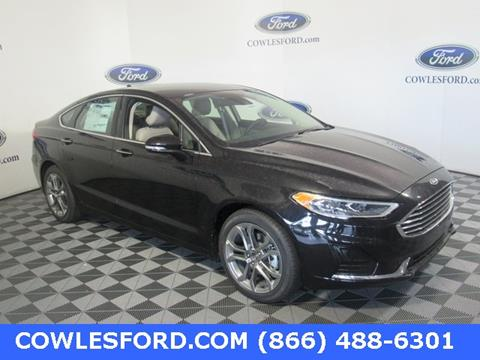 2019 Ford Fusion for sale in Woodbridge, VA