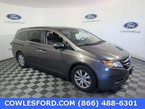 2016 Honda Odyssey for sale in Woodbridge, VA