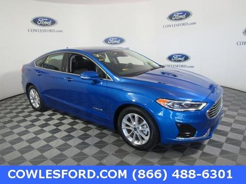 2019 Ford Fusion Hybrid for sale in Woodbridge, VA