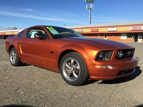 2006 Ford Mustang for sale in Anchorage, AK