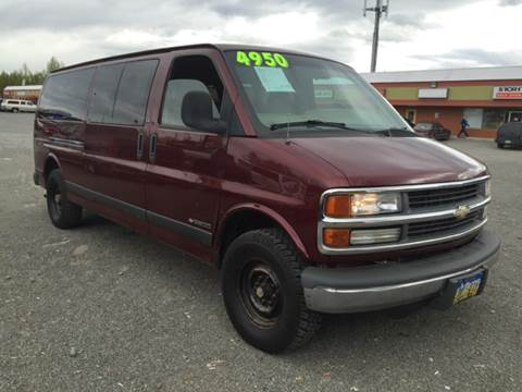 1999 Chevrolet Express Passenger for sale in Anchorage, AK