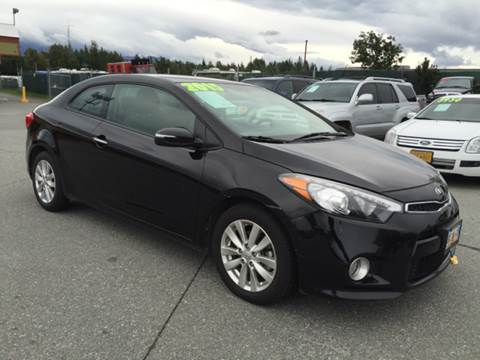 2015 Kia Forte Koup for sale in Anchorage, AK