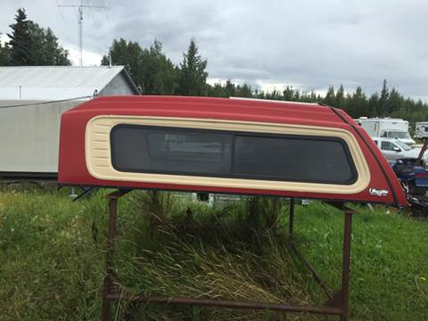 2004 Glasslite Canopy for sale in Anchorage, AK