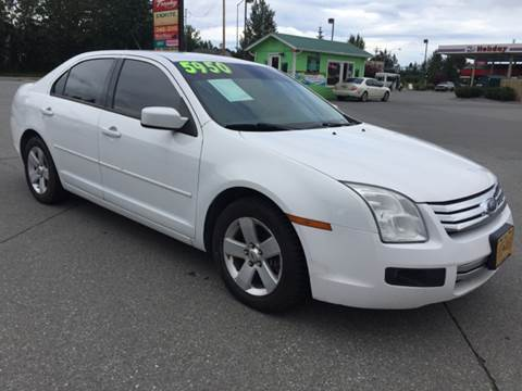 2007 Ford Fusion for sale in Anchorage, AK