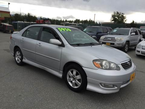 2007 Toyota Corolla for sale in Anchorage, AK