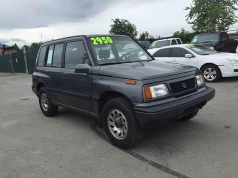 1991 Suzuki Sidekick for sale in Anchorage, AK