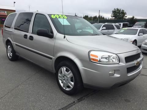 2008 Chevrolet Uplander for sale in Anchorage, AK