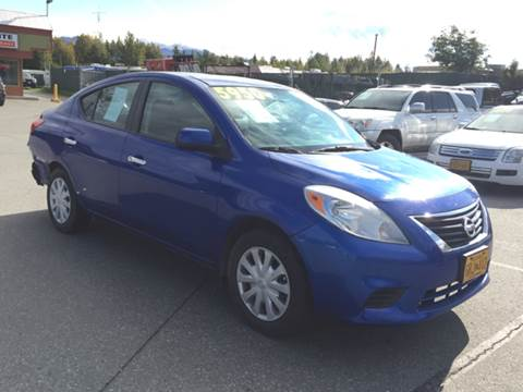 2012 Nissan Versa for sale in Anchorage, AK