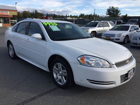 2012 Chevrolet Impala for sale in Anchorage, AK