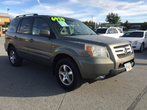2007 Honda Pilot for sale in Anchorage, AK