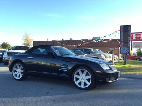 2007 Chrysler Crossfire for sale in Anchorage, AK