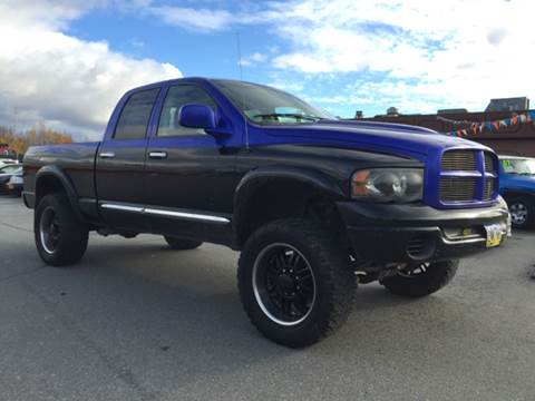 2003 Dodge Ram Pickup 2500 for sale in Anchorage, AK