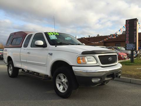 2003 Ford F-150 for sale in Anchorage, AK