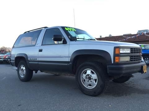 1992 Chevrolet Blazer for sale in Anchorage, AK