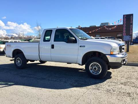 2004 Ford F-250 Super Duty for sale in Anchorage, AK