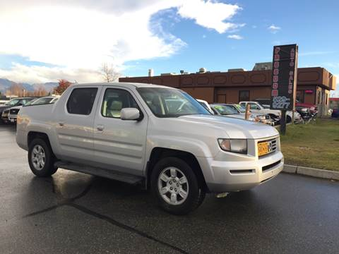 2006 Honda Ridgeline for sale in Anchorage, AK