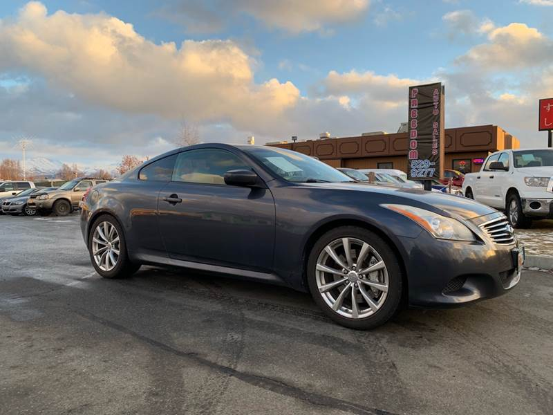 2010 infiniti g37 coupe anniversary edition 2dr coupe in anchorage ak freedom auto sales. Black Bedroom Furniture Sets. Home Design Ideas