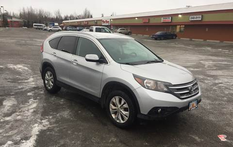 2013 Honda CR-V for sale in Anchorage, AK