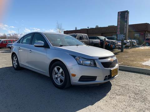 2014 Chevrolet Cruze for sale at Freedom Auto Sales in Anchorage AK