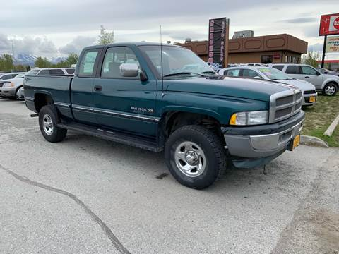 1995 Dodge Ram Pickup 1500 for sale in Anchorage, AK