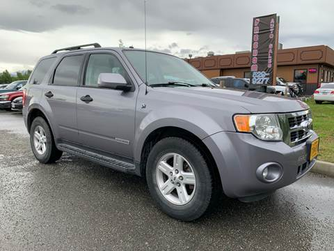 Ford Escape Hybrid For Sale >> Ford Escape Hybrid For Sale In Anchorage Ak Freedom Auto Sales