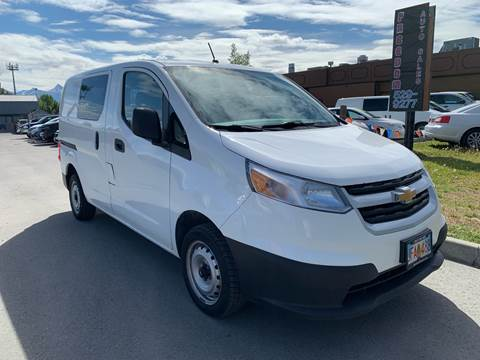 2016 Chevrolet City Express Cargo for sale in Anchorage, AK